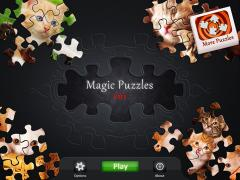 Magic Puzzles: Cats (iPad)