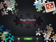 Magic Puzzles: Endangered Species (iPad)