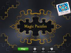 Magic Puzzles (iPad)