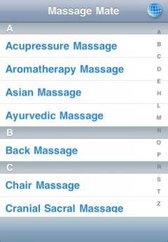 Massage Finder