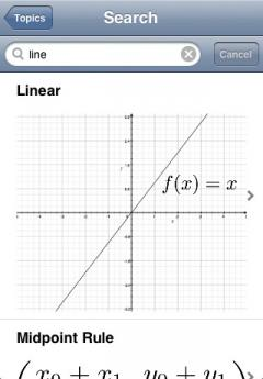 Math Ref Free (iPhone/iPad)