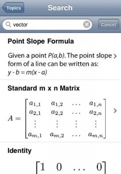 Math Ref (iPhone/iPad)