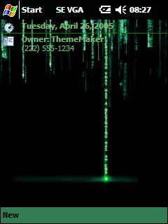 Matrix Revolutions Theme