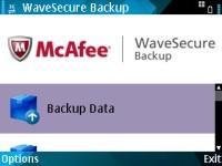 McAfee WaveSecure Backup - Сервис безопасности, который защищает ваш телефо
