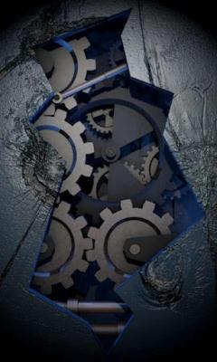 Mechanical Gear Live Wallpaper