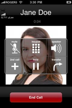 Media5-fone for iPhone