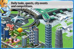Megapolis for iPhone/iPad