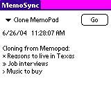 MemoSync