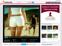 Metacafe Video - Firefox Addon