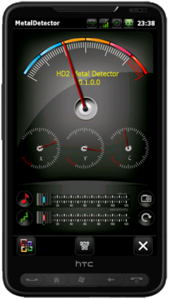 Metal Detector (Windows Mobile)
