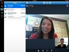 Microsoft Lync 2013 for iPad