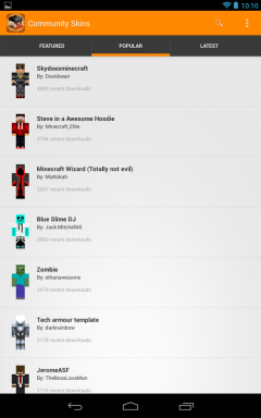 Minecraft Skin Studio for Android