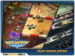 Mini Motor Racing HD Lite for iPad