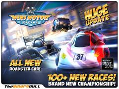 Mini Motor Racing HD for iPad