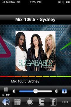 Mix FM Australia (iPhone)
