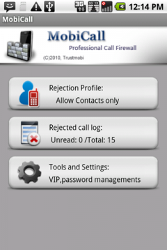 MobiCall (Android)