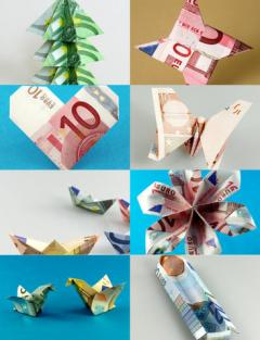 Money Origami HD for iPad