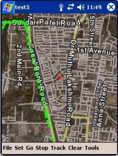 Movmap GPS Tracker (Movmap3D)