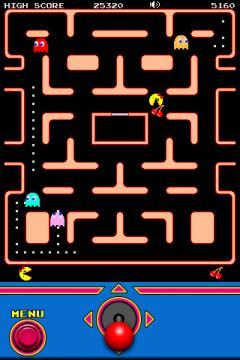 Ms. PAC-MAN (iPhone)