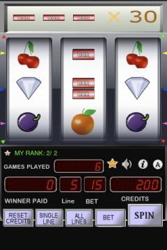 Multi Betline Slot Machine (iPhone/iPad)