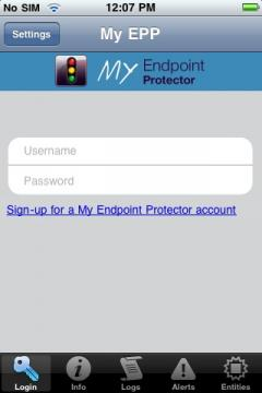 My Endpoint Protector