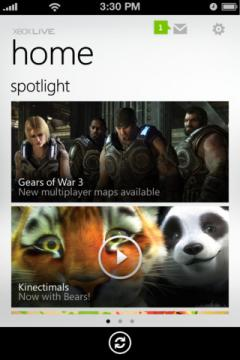 Xbox SmartGlass for iPhone/iPad