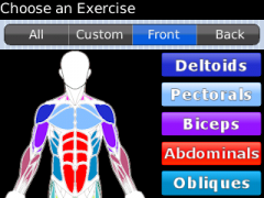 MySportTraining (BlackBerry)