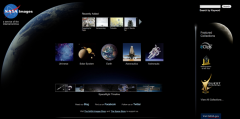 NASA Images Search - Firefox Addon