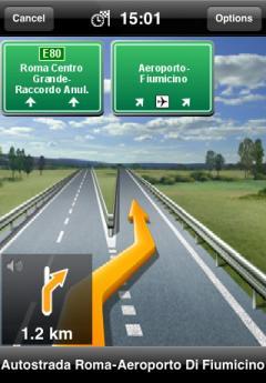 NAVIGON MobileNavigator Italy