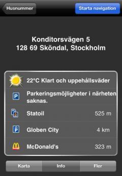 NAVIGON MobileNavigator Nordics