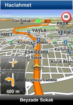 NAVIGON MobileNavigator Turkey