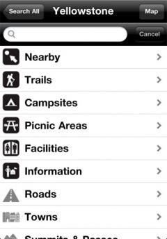 National Park Maps HD