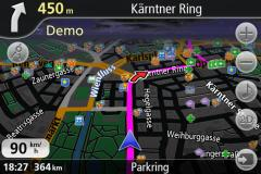 Navfree GPS Live Austria
