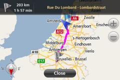 Navfree GPS Live Benelux