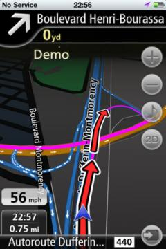 Navfree GPS Live Canada