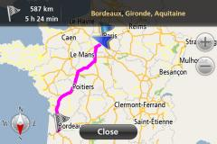 Navfree GPS France + Street View