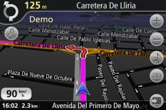 Navfree GPS + Street View Spain