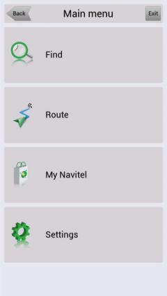 Navitel Navigator (Belarus) for iPhone/iPad