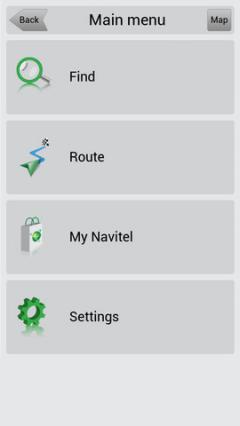 Navitel Navigator for iPhone/iPad