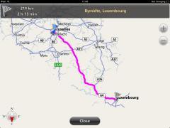 Navmii GPS Belgium & Luxembourg HD