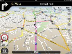 Navmii GPS Ireland HD