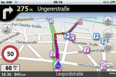Navmii GPS Live Sweden