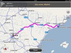 Navmii GPS Spain HD