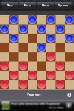 Neat Checkers (iPhone)