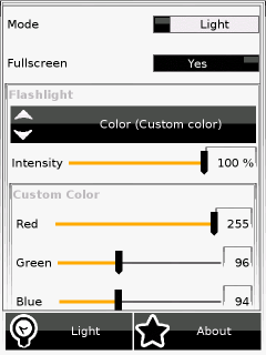 NeoLight (Openmoko)
