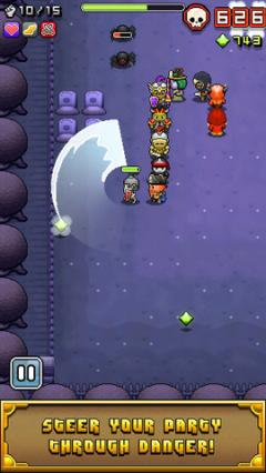 Nimble Quest for iPhone/iPad