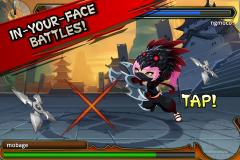 Ninja Royale for iPhone/iPad