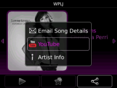 Nobex Radio Premium for BlackBerry
