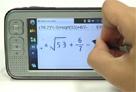 Nokia Handwriting Calculator