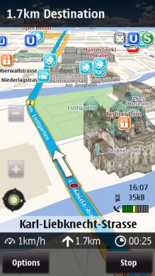 Nokia Maps 3